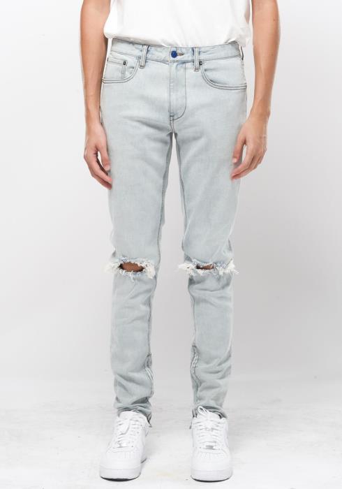 Konus Washed Out S2 Zipper Jeans