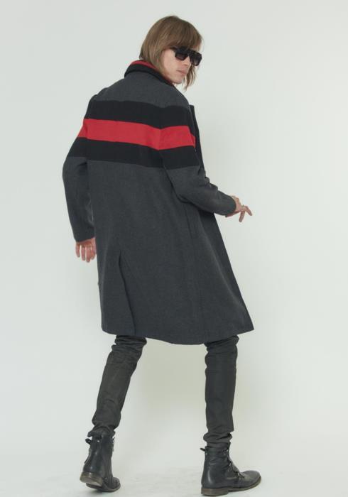 Konus Wool Blend Coat