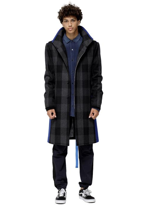 Konus Russel Long Men Clothing Coat