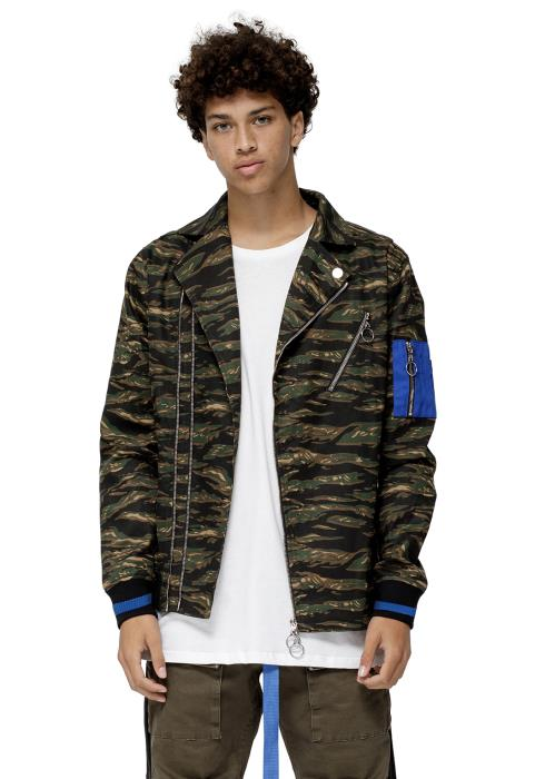 Konus Lyle Camo Men Clothing Jacket