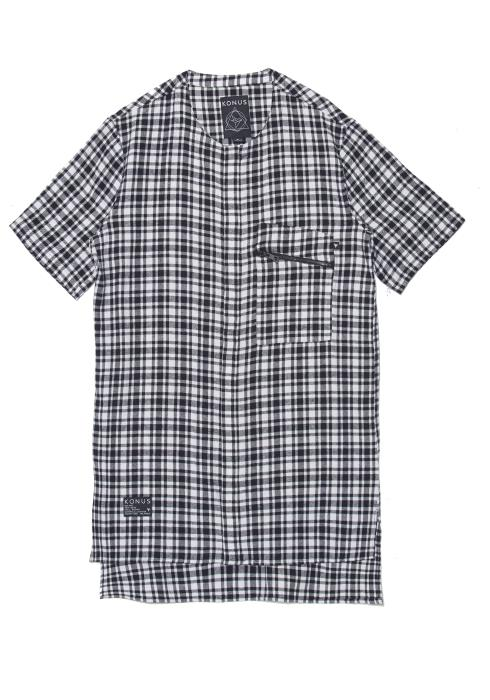 Konus Men Clothing Luc Shirt