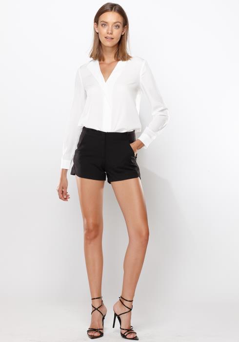 Ro&De Noir Shorts Women Clothing