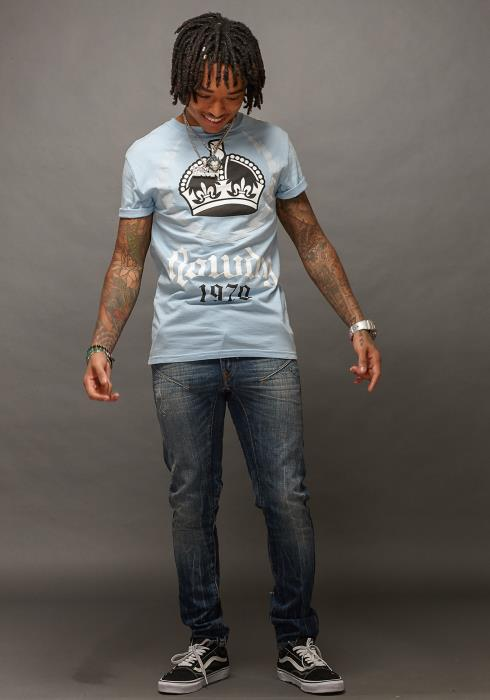 Rowdy Crown Tee