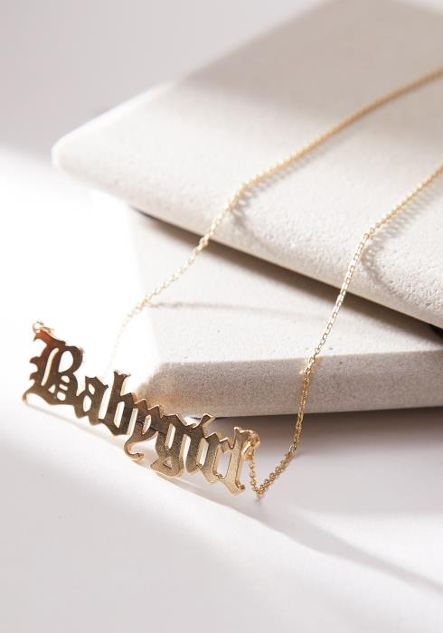 Your Baby Girl Necklace
