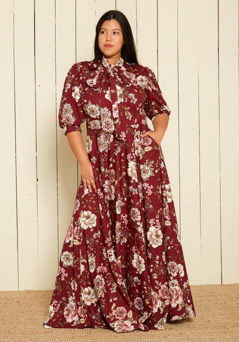 Plus Size Flare Dress Flare Dress