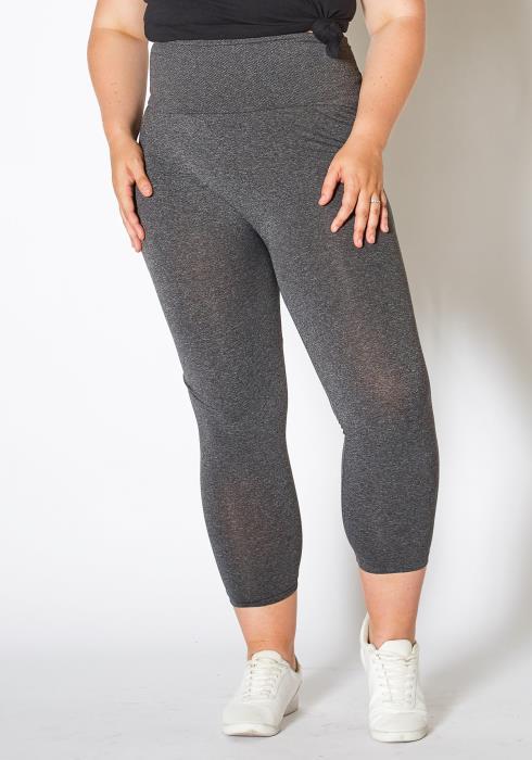 Asoph Plus Size Core Control Women Leggings