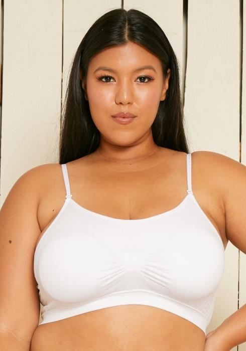 Asoph Plus Size Daily Bralettes