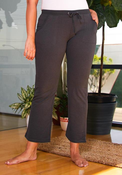 Asoph Plus Size Basic Jogger Pants