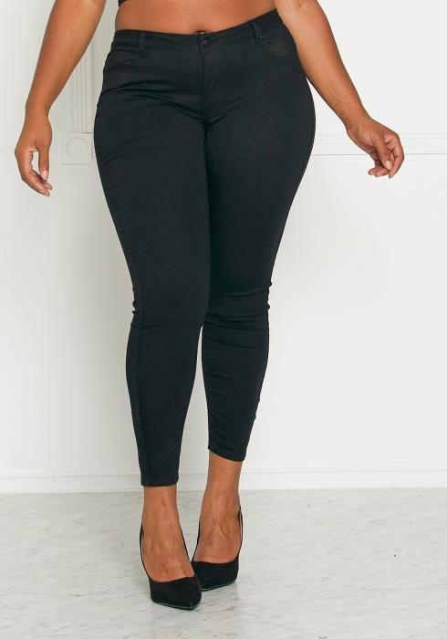 Asoph Plus Size Hug Me Tight Jeans