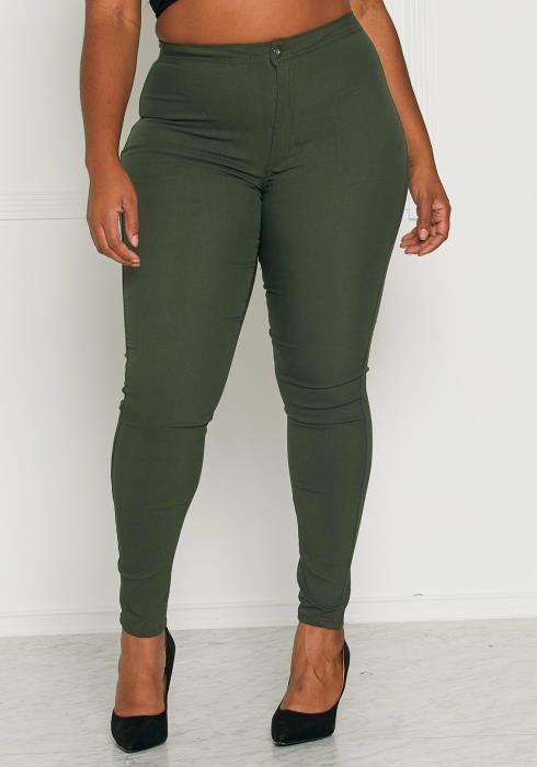 Asoph Plus Size High Hopes Jeans