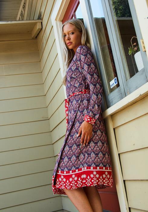 Tansy Ethnic Dress