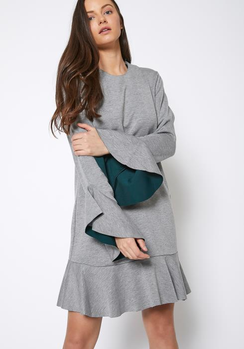 RO & DE Bell Sleeve Shift Dress