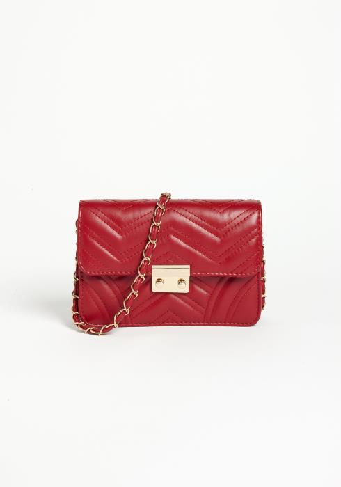 Asoph Square Envelope Crossbody Bag