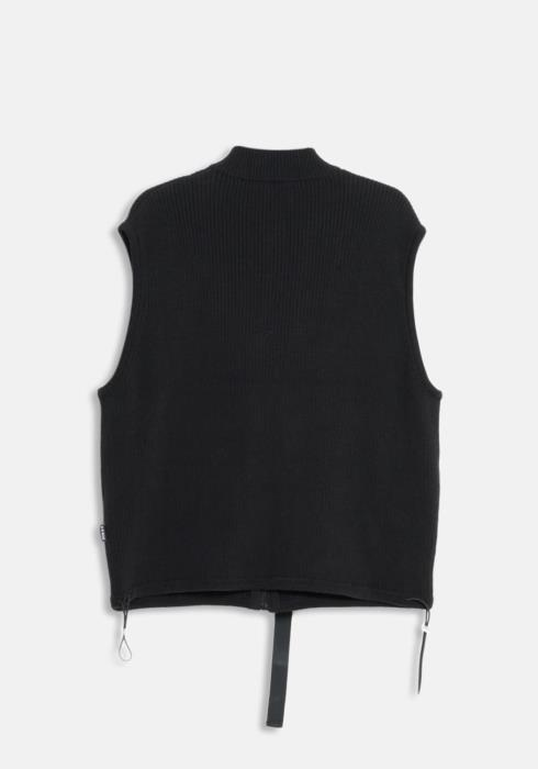 Konus Sweater Utility Vest with Bellow Pockets