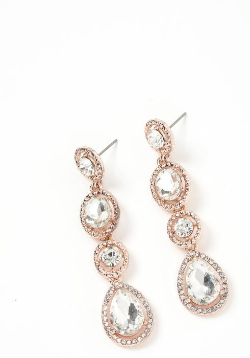 Gillett Pear Drop Earring