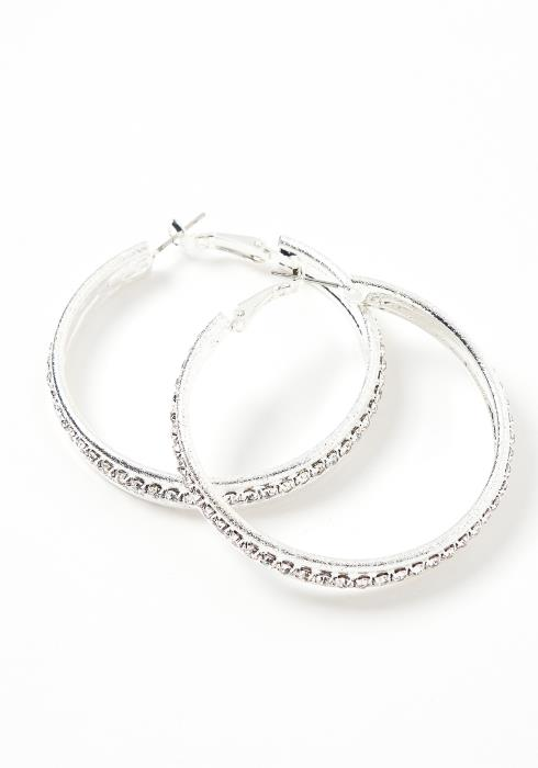 Orrick Cubic Hoop Earrings