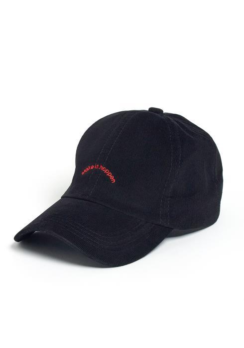 Greeley Black Baseball Cap