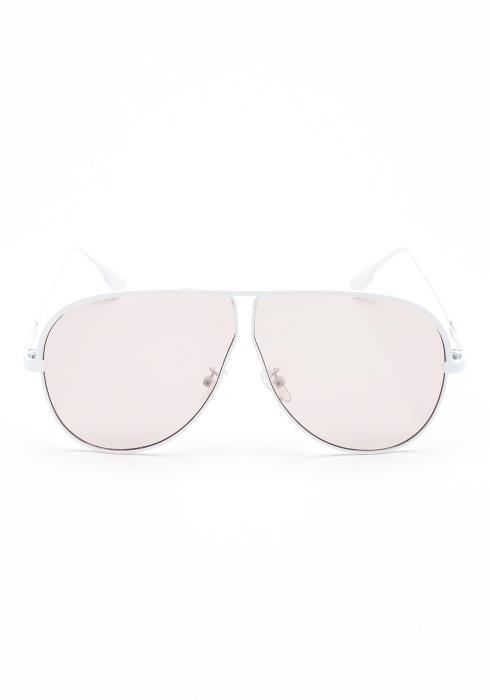 Sky High Color Rim Aviator Glasses