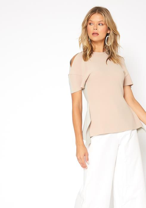 NDS Leon Half Sleeves Top