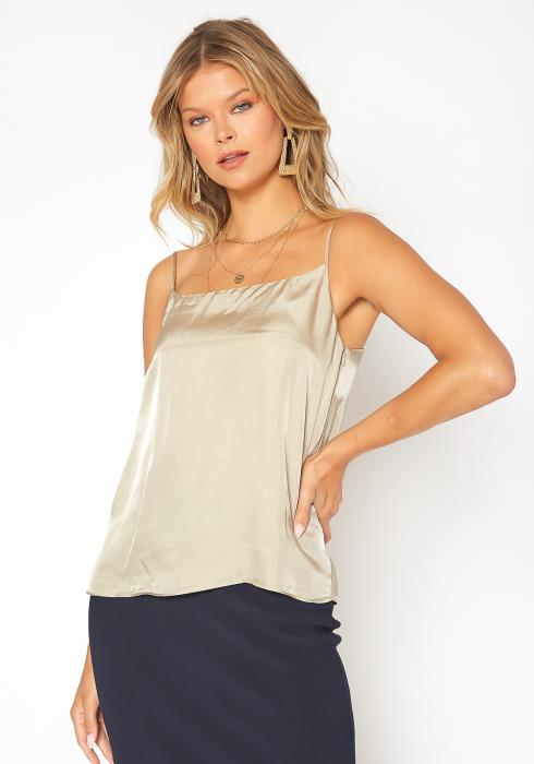 NDS Satin Cami Top