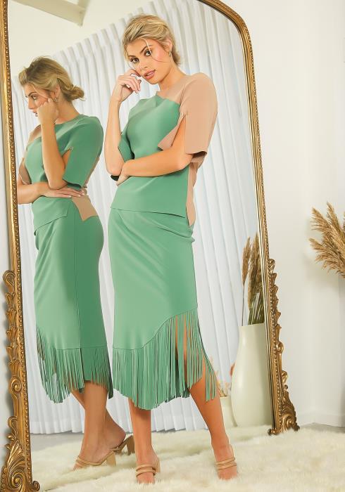 NDS Kaily Fringe Skirt