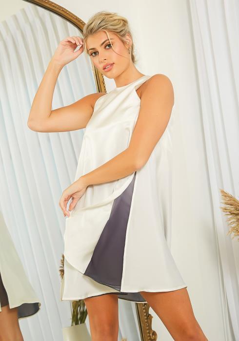 NDS Gradient Lining Shift Dress