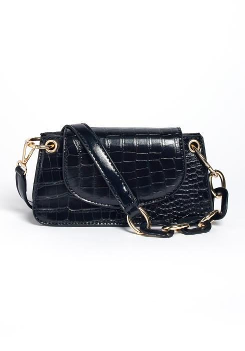 Edie Mini Flap Shoulder Bag