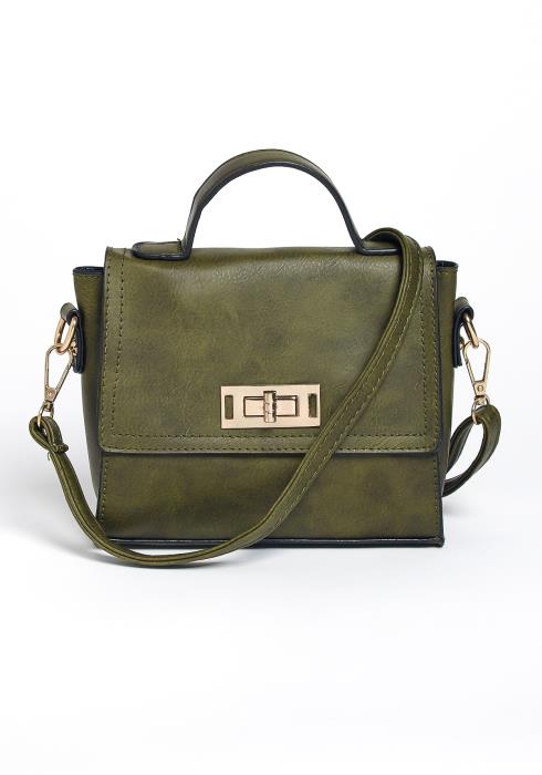 Uriah Crossbody Messenger Bag