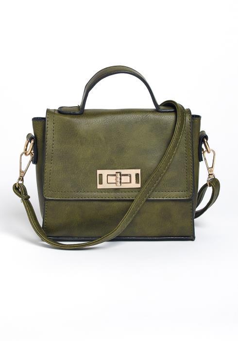 Uriah Crossbody Messenger Bag