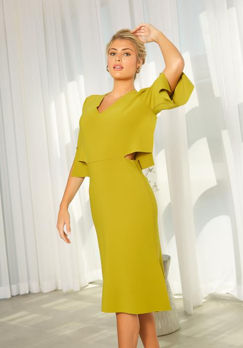 New Designers Space Lounge Jersey Dress