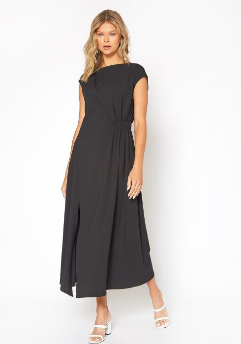 NDS Midi Dress With Elastic Detail