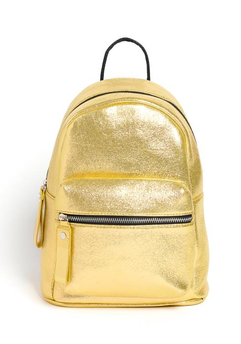 Hiko Golden Mini Backpack