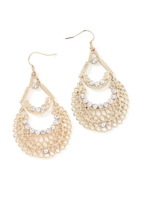 Alexandria Classy Drop Earrings