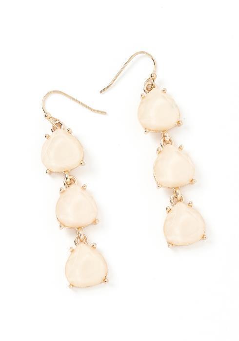 Luray Gem Drop Earrings