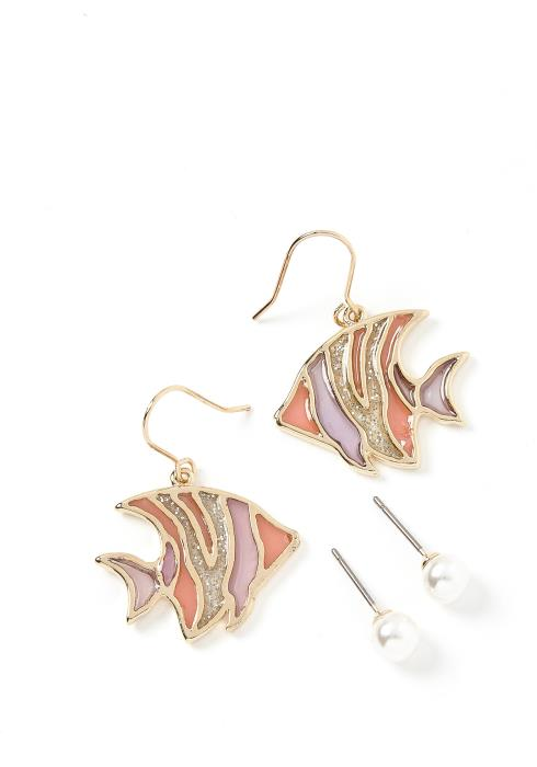 From The Sea Earrings Set