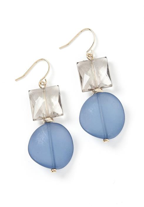Christine Jewel Drop Earrings