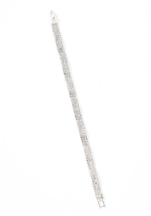 Aria Rhinestone Detailed Bracelet