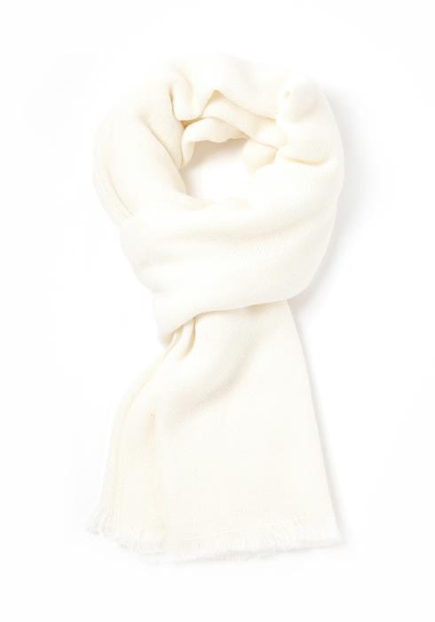 Beatrice Lightweight Fray Hem Scarf