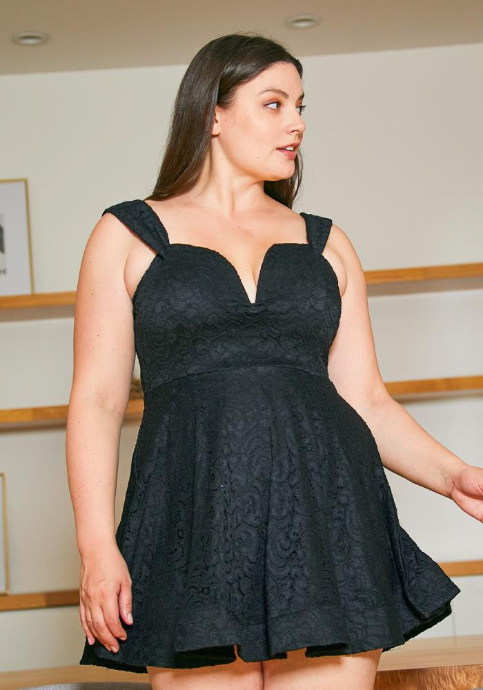 Asoph Plus Size Girls Night Out Party Dress | Asoph.com